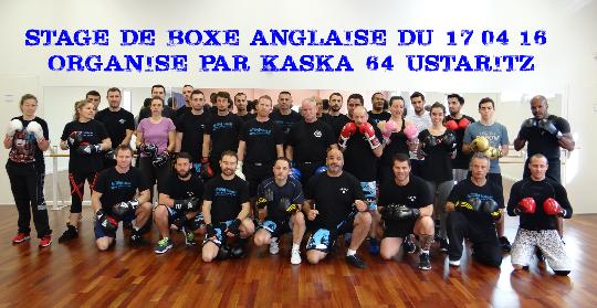 Encore un excellent stage Technique Boxe Anglaise organisé par le club d'USTARITZ Kaska 64 merci a toutes et tous les participants www.artoffighting64.com